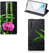 Samsung Galaxy Note 10 Smart Cover Orchidee