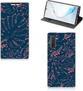 Samsung Galaxy Note 10 Smart Cover Palm Leaves