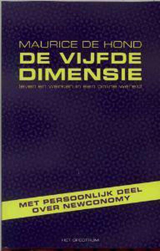 De vijfde dimensie - Maurice de Hond |