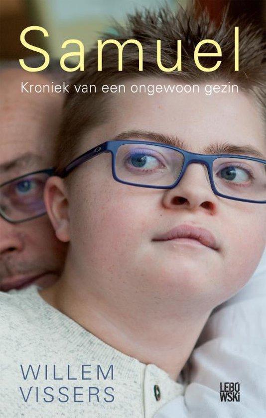 Boek cover Samuel van Willem Vissers