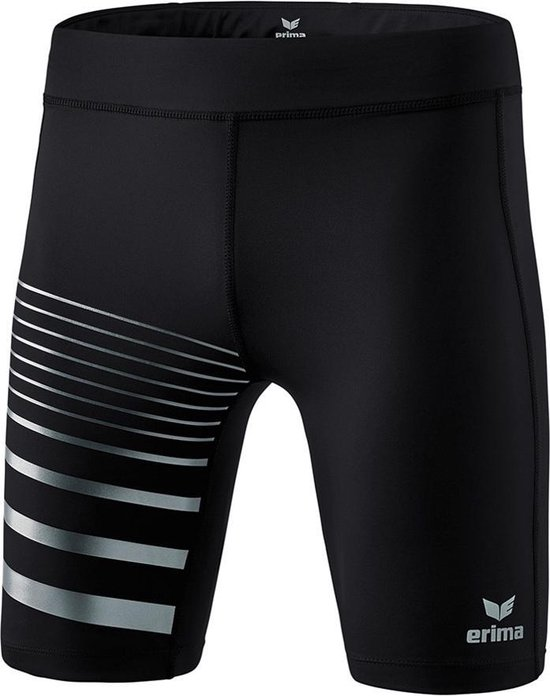 Erima Race Line 2.0 Tight - Shorts  - zwart - 140