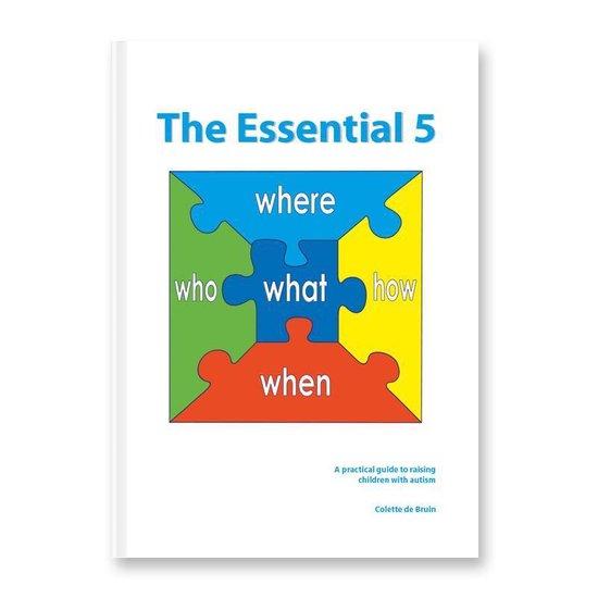 Boek cover The Essential 5 van Colette de Bruin (Paperback)