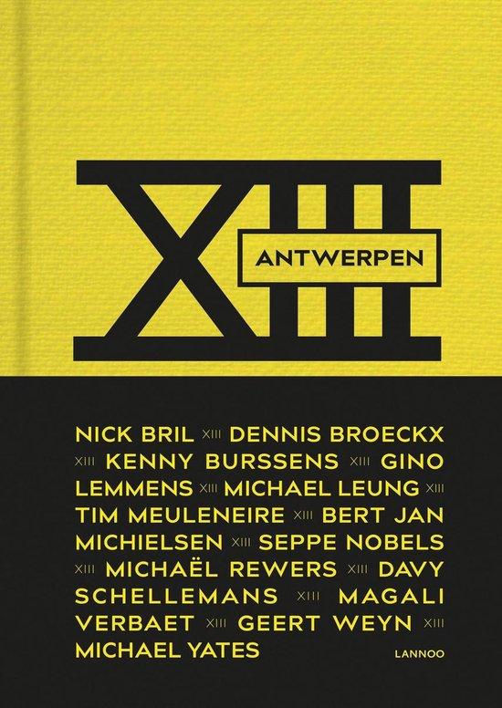 XIII Antwerpen - Femke Vandevelde | Fthsonline.com