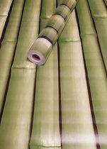 Fotobehang - Zelfklevende folie - Bamboe