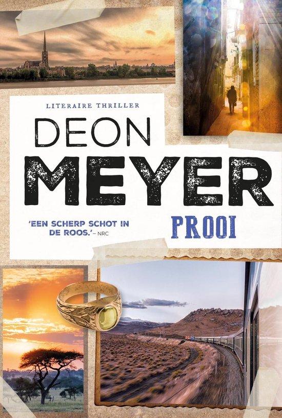 Bennie Griessel 7 - Prooi - Deon Meyer |