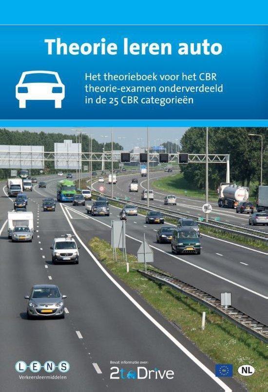 Lens verkeersleermiddelen - Theorie leren auto Auto - none |