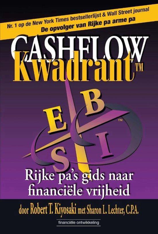 Cashflow kwadrant - R.T. Kiyosaki |