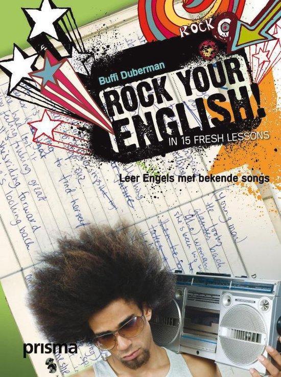 Rock Your English ! + Cd - Buffi Duberman | Readingchampions.org.uk
