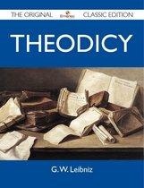 Boek cover Theodicy - The Original Classic Edition van Leibniz G