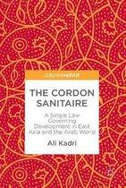 Omslag The Cordon Sanitaire