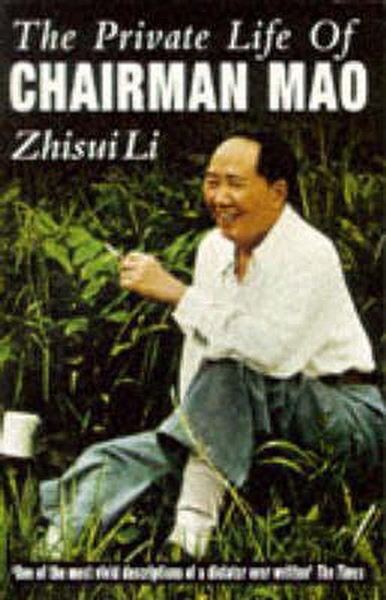 Boek cover Private Life Of Chairman Mao van Zhisui Li (Paperback)