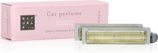 RITUALS Life is a Journey autoparfum refill Sakura Car Perfume - 2 x 6 ml