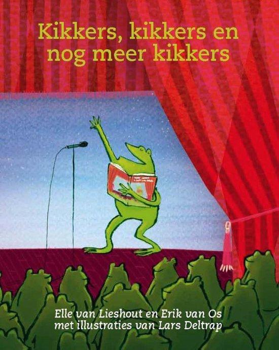 Applaus voor jou - theaterlezen - Kikkers, kikkers en nog meer kikkers - Ted van Lieshout   Readingchampions.org.uk