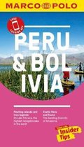 Peru and Bolivia Marco Polo Pocket Travel Guide - with pull out map