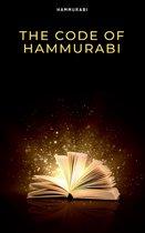 Boekomslag van 'The Code of Hammurabi'