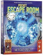 Spel - Kaartspel - Pocket - Escaperoom - De tijd vliegt - 12+