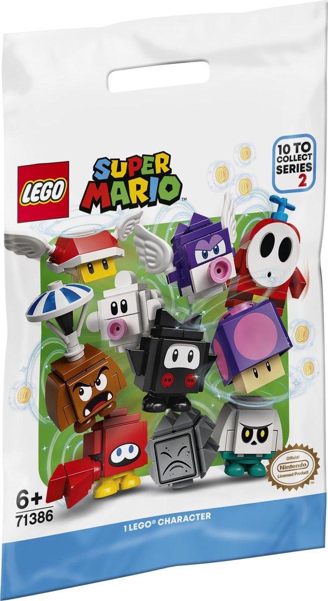 LEGO Super Mario Personagepakketten Serie 2 - 71386