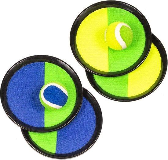 Thumbnail van een extra afbeelding van het spel Summertime Catch Ball 3-delig Assorti