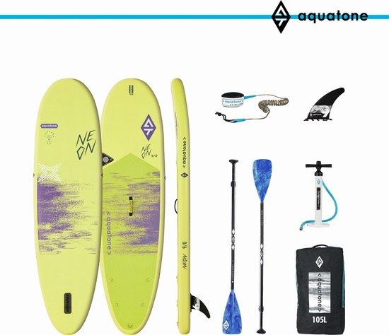 Aquatone Mist 10'4 opblaasbare SUP