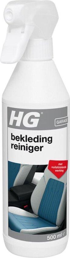 HG bekleding reiniger - 500ml - voor auto, boot en caravan