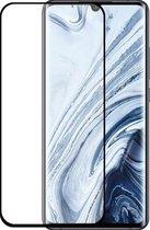 Azuri Tempered Glass curved RINOX ARMOR - zwarte frame - Xiaomi Mi 10 (5G)