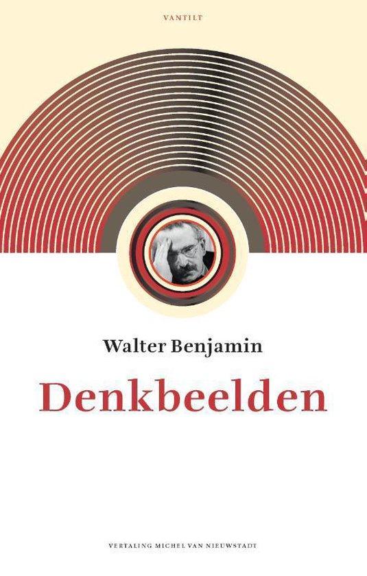 Boek cover Denkbeelden van Walter Benjamin (Paperback)