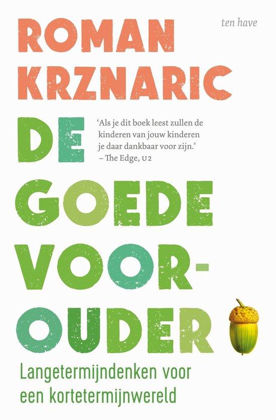 Boek cover De goede voorouder van Roman Krznaric (Onbekend)
