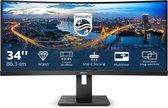 Philips 346B1C - WQHD USB-C VA Monitor - 34 Inch - 100hz