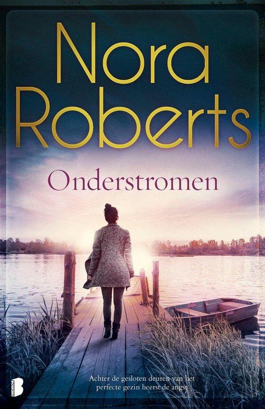 Boek cover Onderstromen van Nora Roberts (Onbekend)