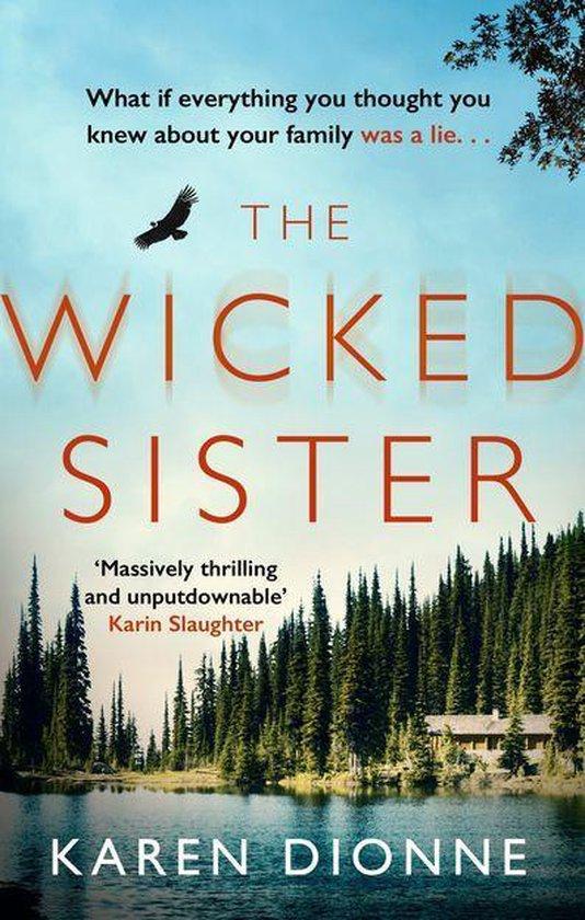 Boek cover The Wicked Sister van Karen Dionne (Onbekend)