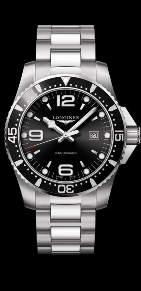 Hydroconquest Diving heren horloge L38404566