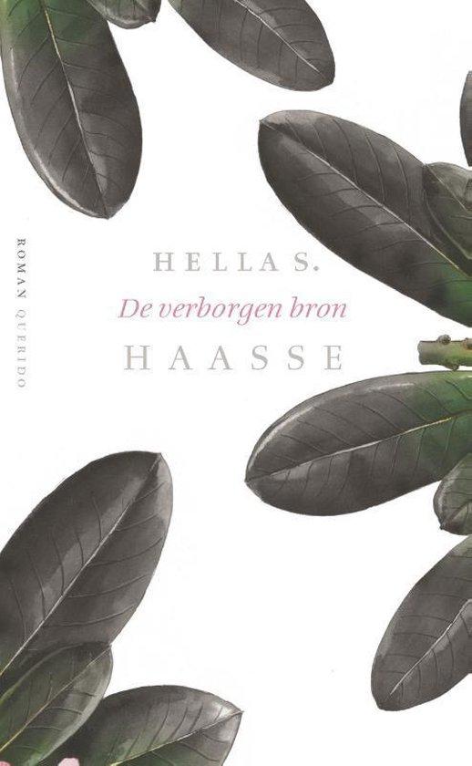 Boek cover De verborgen bron van Hella S. Haasse