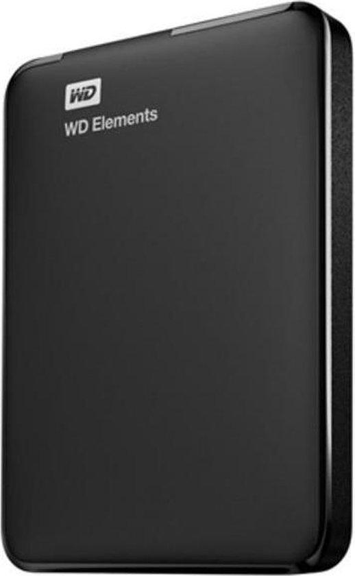 Western Digital Elements Portable - Externe harde schijf - 2TB