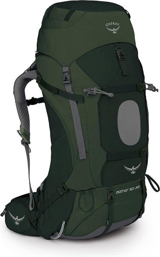 Osprey Aether AG backpack medium - Rugzak - 60 Liter - Adirondack Green