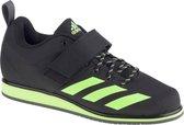 Adidas Powerlift 4 FV6596, Mannen, Zwart, Sportschoenen, maat: EU