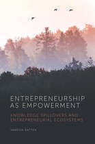Entrepreneurship as Empowerment