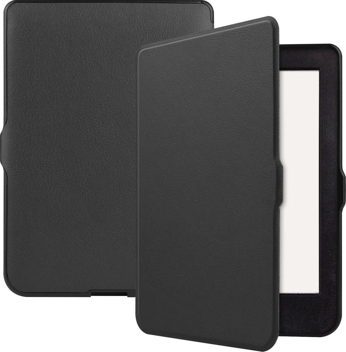 Kobo Nia Hoes - Kobo E-Reader Sleepcover - Zwart