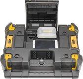 DeWALT DWST1-81078 Radio 18V XR DAB+/FM/Bluetooth TSTAK
