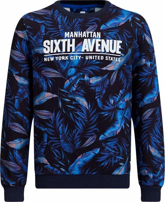 HEREN NEW YORK CITY PRINT SWEATER | 79137881 WE Fashion