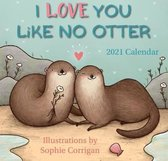 I Love You Like No Otter - Mini Calendar
