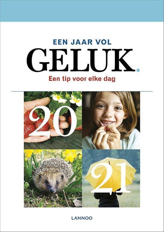 Geluk  -  Een jaar vol geluk 2021