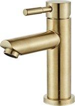 Sanitair Royal Mats | Goud | Wastafelkraan | Badkamerkraan | Toiletkraan