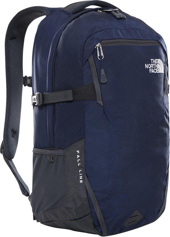 The North Face Fall Line Rugzak 28 liter - Blauw/Grijs