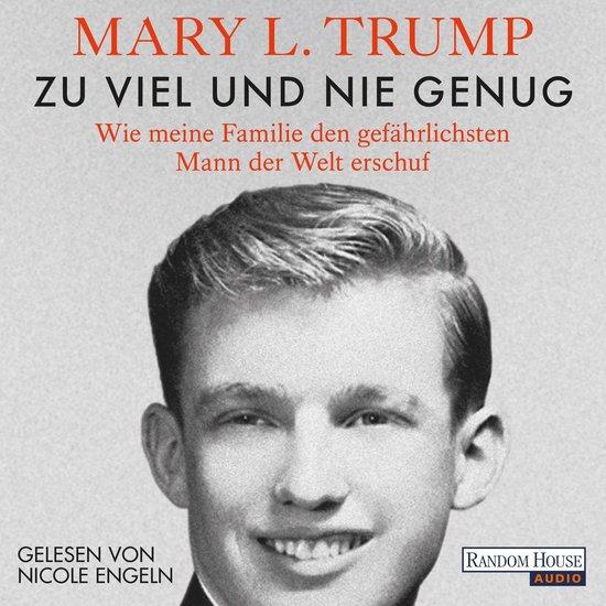 Boek cover Zu viel und nie genug van Mary L. Trump (Onbekend)