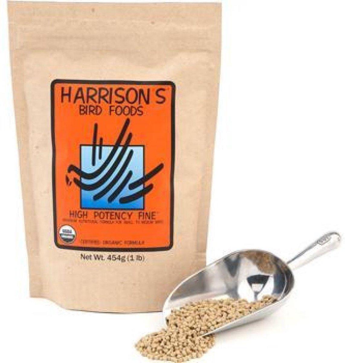 Harrison's High Potency Fine - 454 gram
