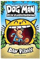Boek Dog Man De Vlooienkoning