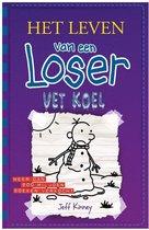 Boek cover Het leven van een Loser 13 - Vet koel van Jeff Kinney (Hardcover)
