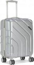 Carlton Diesel Plus Spinner Case 55 cm - Metallic Silver