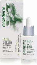 Macrovita Face & Neck Dry Oil