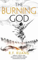 The Burning God The awardwinning epic fantasy trilogy that combines the history of China with a gripping world of gods and monsters The Poppy War, Book 3 The Poppy War 3
